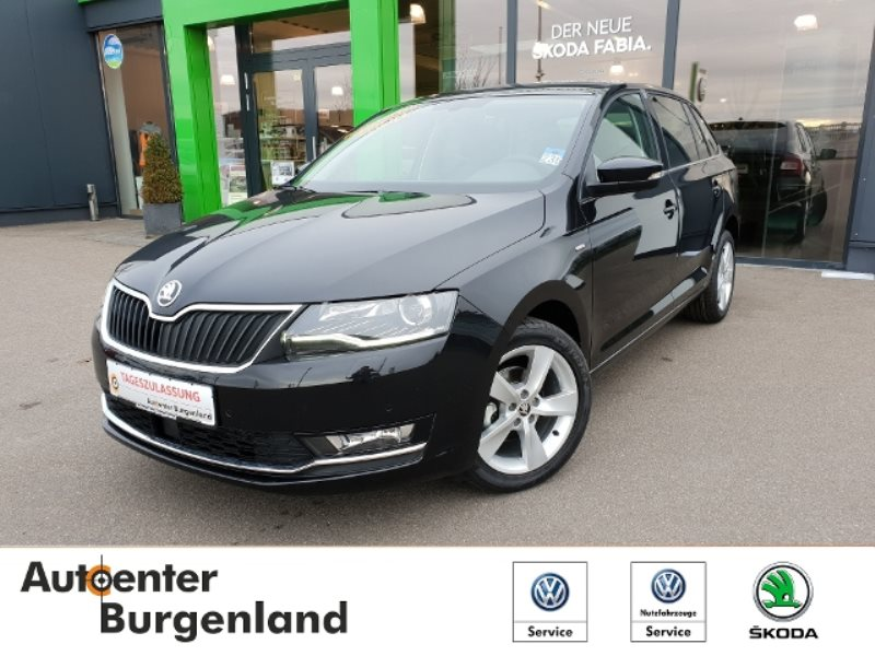 "Skoda Rapid ""Winteraktion 2019"""