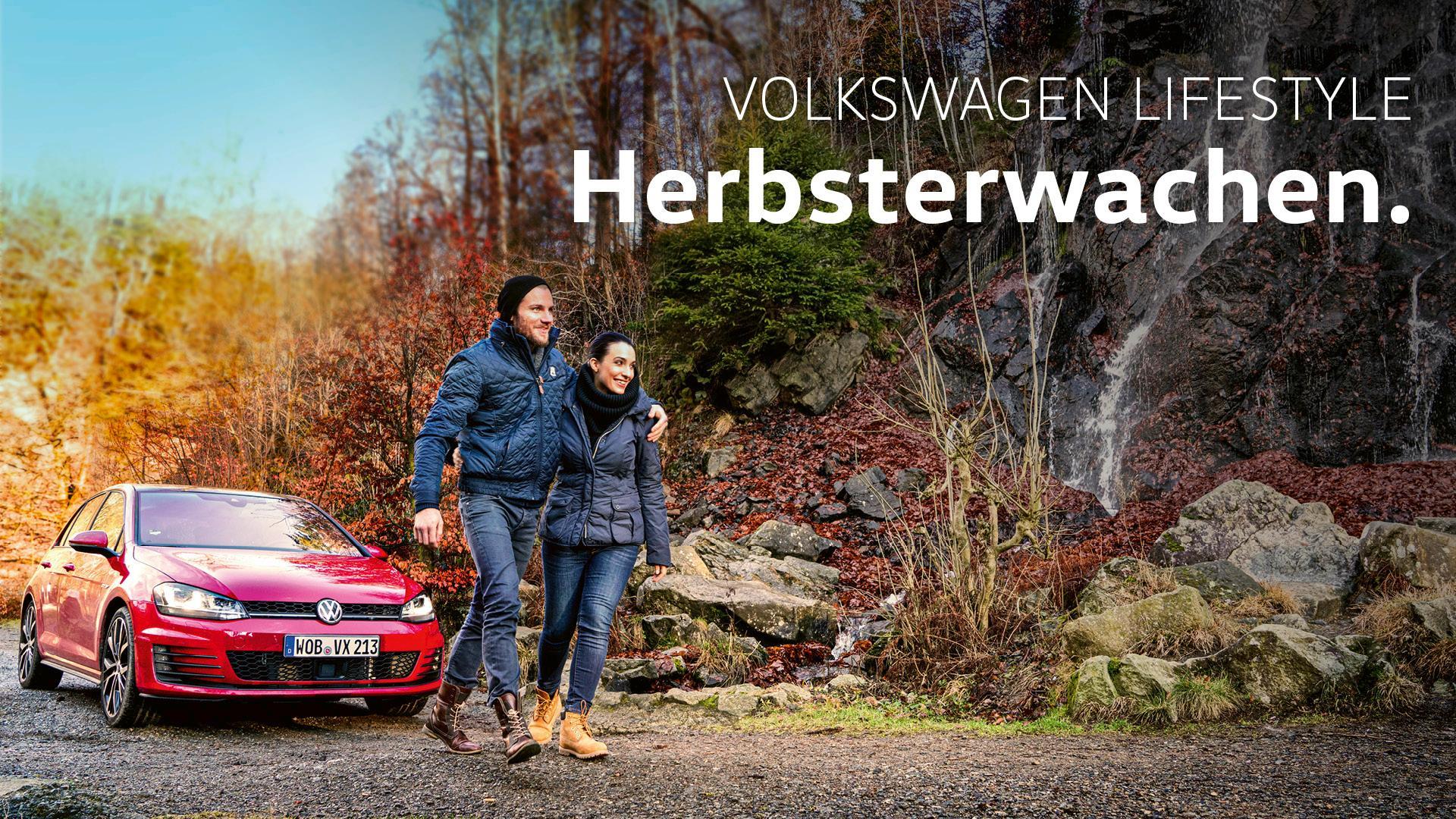 Herbsterwachen: Volkswagen Aktionen – Zubehör, Ersatzteile, Service & Räder