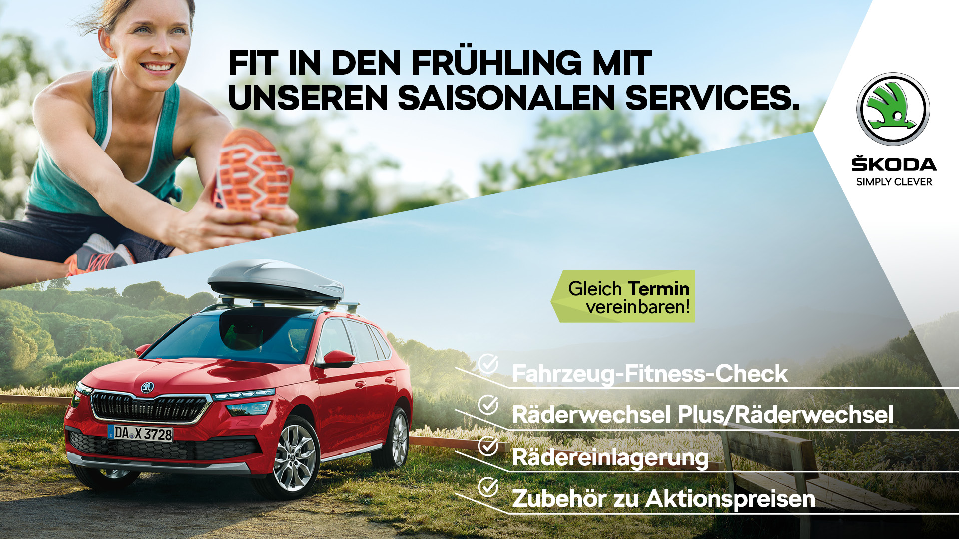 Skoda – Saisonaler Services