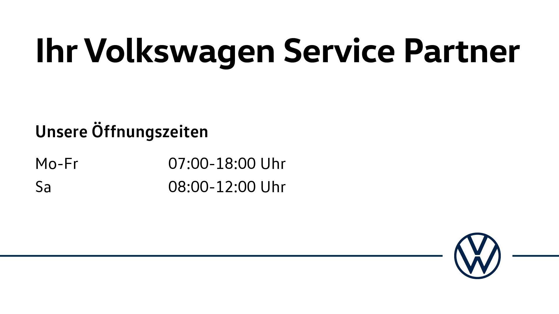 Volkswagen – Checks & Services