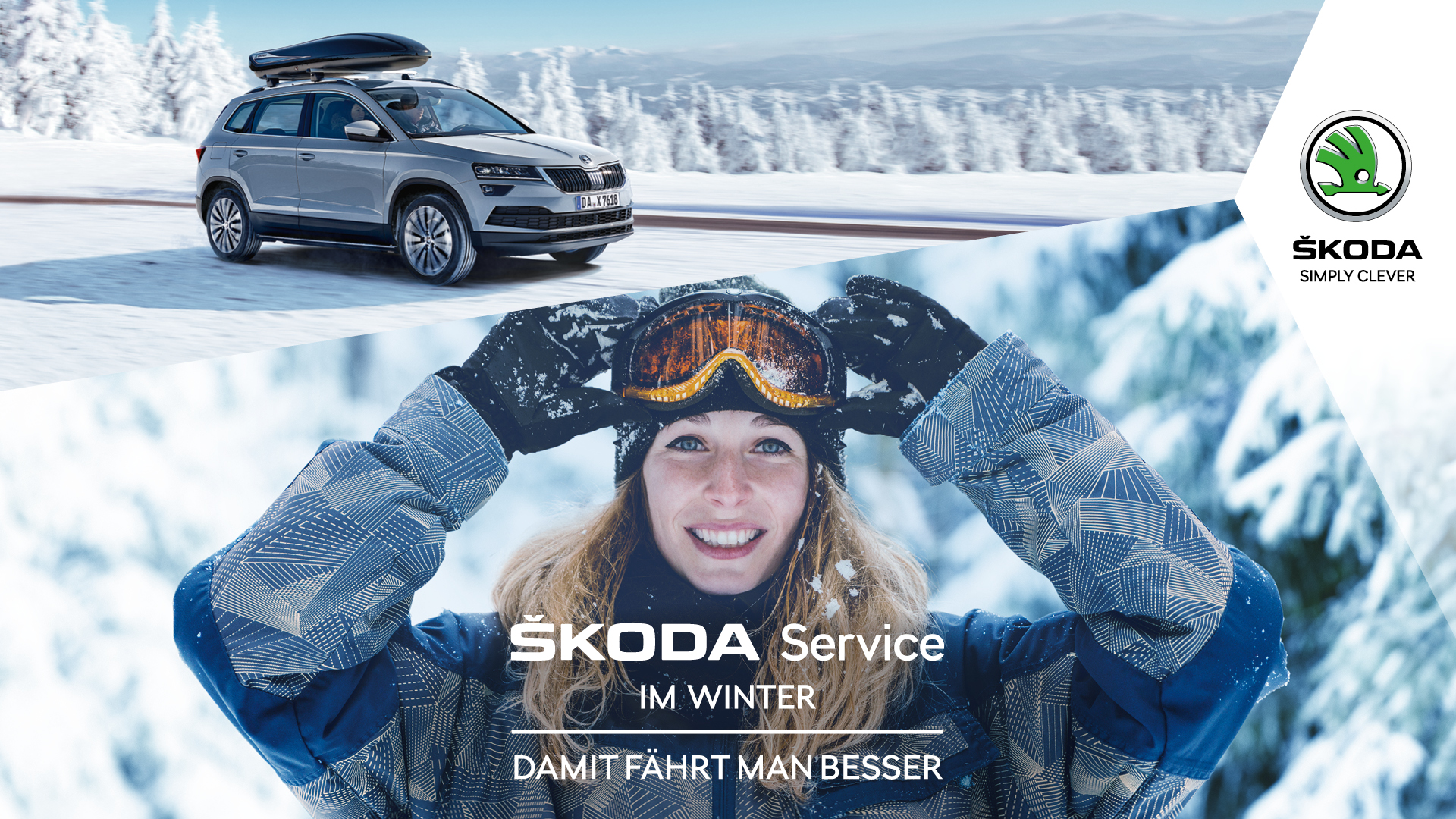 Skoda – Service im Winter